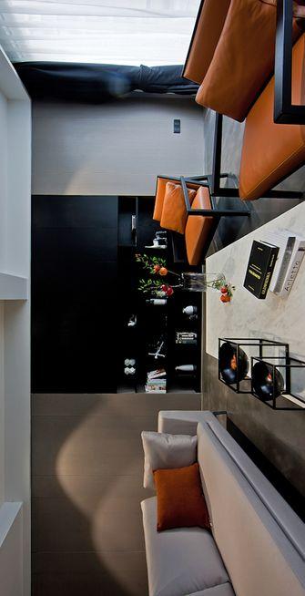 90平米三室两厅现代简约风格其他区域装修效果图
