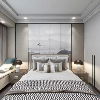120平米四中式风格卧室装修效果图
