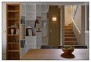 5-10万80平米现代简约风格楼梯装修案例