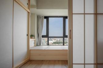 60平米日式风格儿童房装修案例