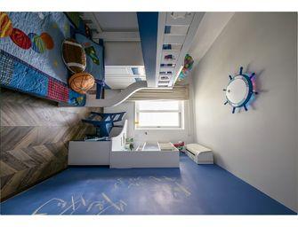 90平米四室两厅地中海风格儿童房装修图片大全