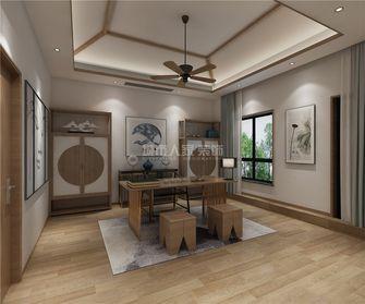 140平米别墅新古典风格书房图