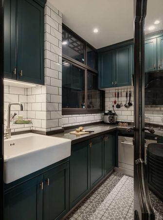 120平米三新古典风格厨房图片大全