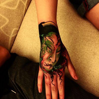 传统小图纹身图