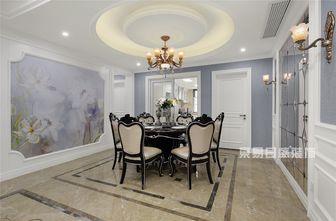 140平米复式新古典风格餐厅图片