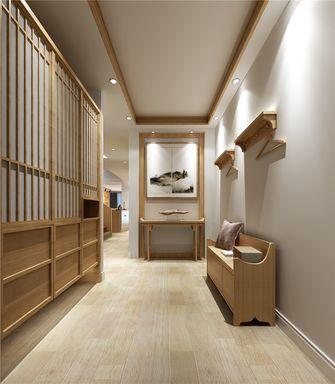 140平米别墅日式风格玄关图片