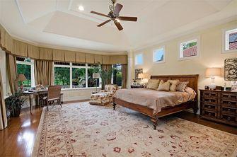 120平米四室两厅地中海风格卧室装修图片大全