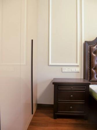 140平米四室五厅美式风格卧室欣赏图