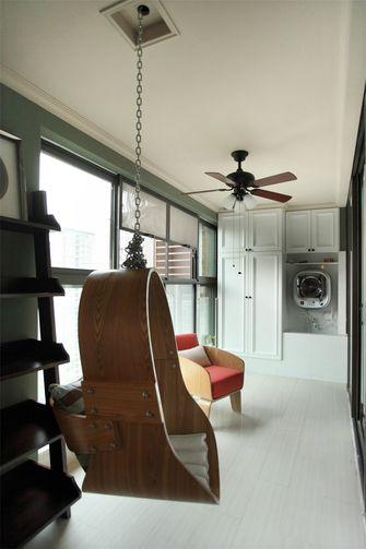 110平米现代简约风格阳台欣赏图