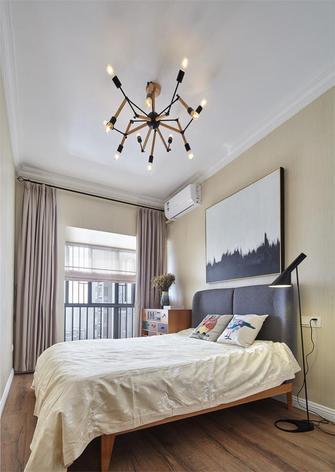 120平米三混搭风格卧室图片大全
