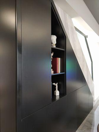 现代简约风格楼梯间装修图片大全