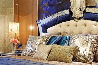 120平米三室一厅新古典风格卧室欣赏图