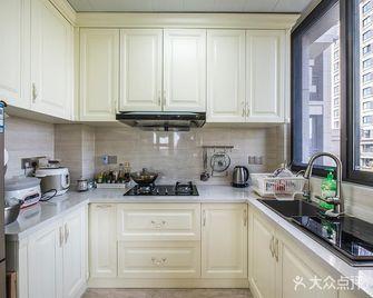140平米别墅欧式风格厨房图