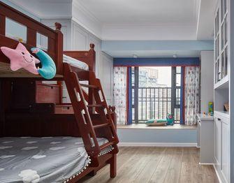 经济型110平米三北欧风格儿童房效果图