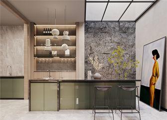 140平米四现代简约风格厨房图