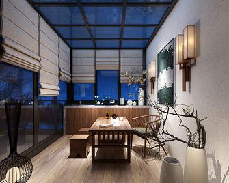 140平米三室一厅混搭风格阁楼图片