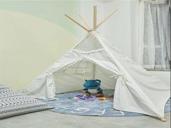 90平米三室一厅宜家风格儿童房装修效果图