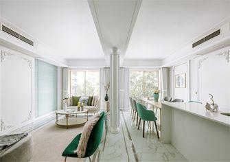 140平米四室两厅北欧风格走廊装修图片大全