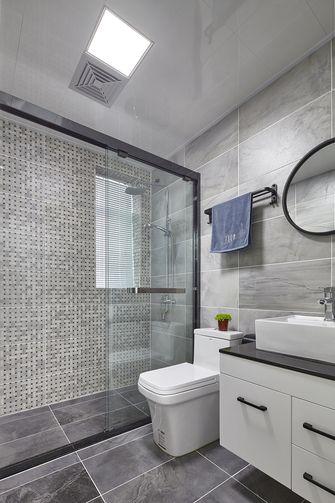 120平米三室两厅法式风格卫生间图片