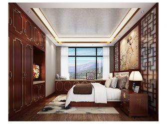 140平米四室一厅中式风格卧室效果图