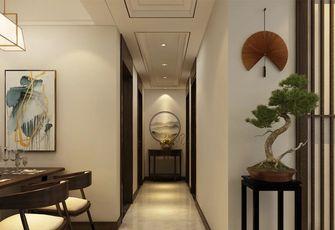 90平米中式风格走廊图片大全