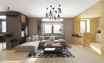 40平米小户型其他风格客厅图片大全