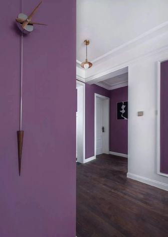 90平米公寓美式风格玄关装修案例