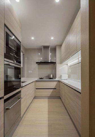 80平米日式风格厨房设计图
