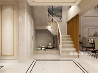 140平米别墅现代简约风格楼梯间装修效果图