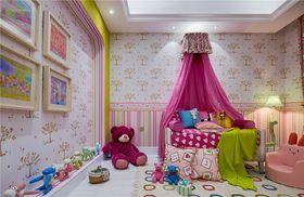 140平米别墅其他风格儿童房图