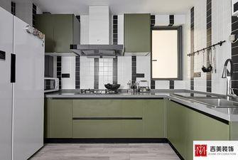 80平米其他风格厨房装修案例