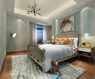 140平米四室一厅新古典风格儿童房图片大全