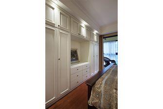 110平米三室两厅美式风格储藏室效果图