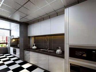 110平米宜家风格厨房图