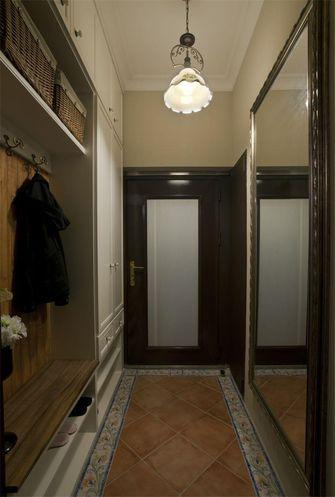 90平米三室两厅现代简约风格衣帽间图片大全
