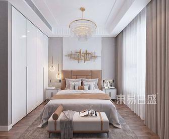 140平米别墅现代简约风格卧室装修图片大全