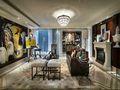 80平米三室一厅欧式风格储藏室装修案例