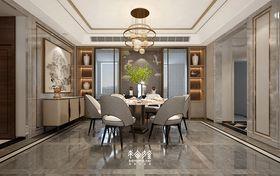 140平米復式中式風格餐廳圖片大全