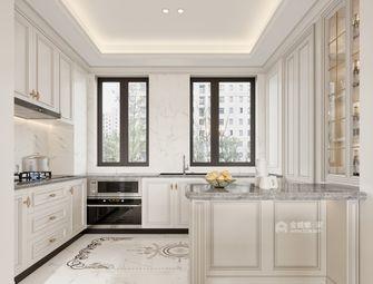 140平米复式法式风格厨房图片