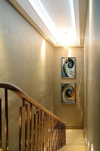20万以上140平米三混搭风格楼梯间图片