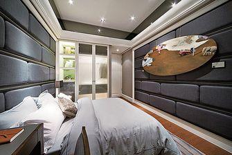20万以上140平米四室六厅东南亚风格卧室图片