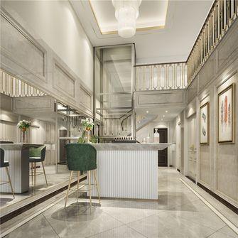 140平米别墅混搭风格健身室装修效果图