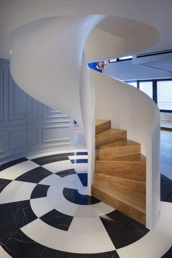 15-20万140平米别墅地中海风格楼梯设计图