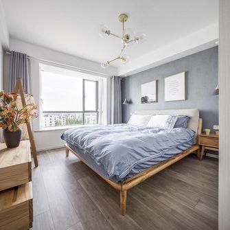 70平米现代简约风格卧室效果图