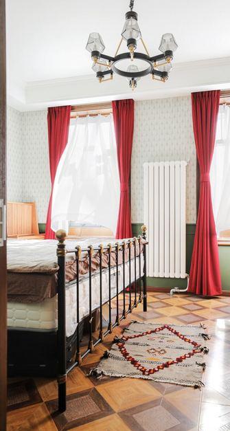 50平米一居室新古典风格卧室装修案例