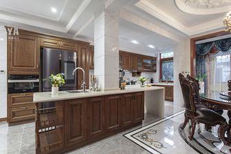 140平米别墅欧式风格厨房欣赏图