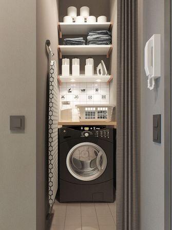 80平米现代简约风格储藏室设计图