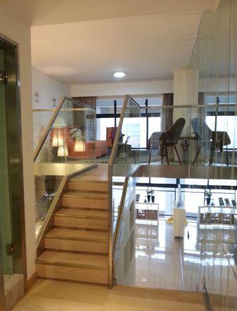 5-10万30平米以下超小户型混搭风格楼梯装修图片大全