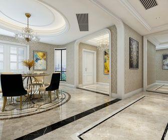 140平米复式欧式风格走廊效果图