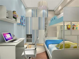 地中海风格儿童房设计图